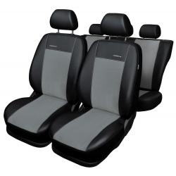 Audi A4 B6 sedan/kombi pokrowce miarowe Premium