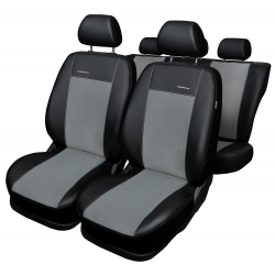 Citroen C4 pokrowce miarowe Premium