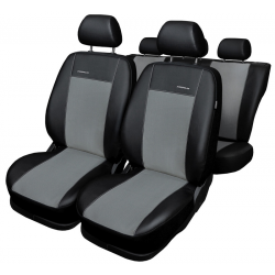 Dacia Lodgy 7 os. pokrowce miarowe Premium