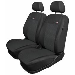 Peugeot Partner II (1+1 fotele przednie) pokrowce miarowe Elegance