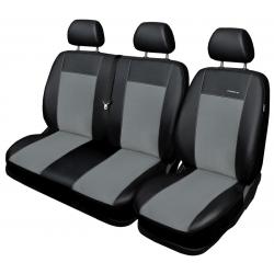 Renault Trafic III pokrowce miarowe Premium