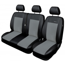 Renault Trafic III 9os. pokrowce miarowe Premium