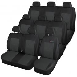 Toyota ProAce 8 osób pokrowce miarowe Elegance