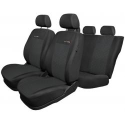 VW Bora ( +podłokietnik tył ) pokrowce miarowe elegance