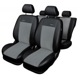 VW Golf V + podłokietnik pokrowce miarowe Premium
