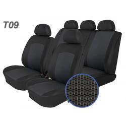 VW Bora (oparcie 2/1) pokrowce miarowe Comfort