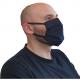 Maseczka ochronna na twarz bawełniana dwie warstwy