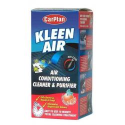 """Do czyszczenia klimatyzacji """"Kleen Air"""""""